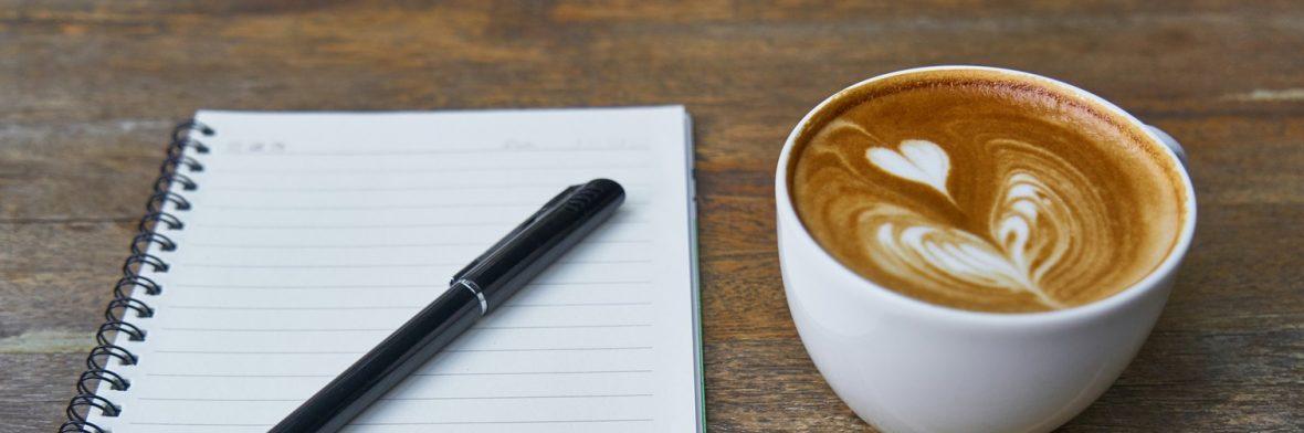 Liefde voor schrijven, luisteren naar je pen.
